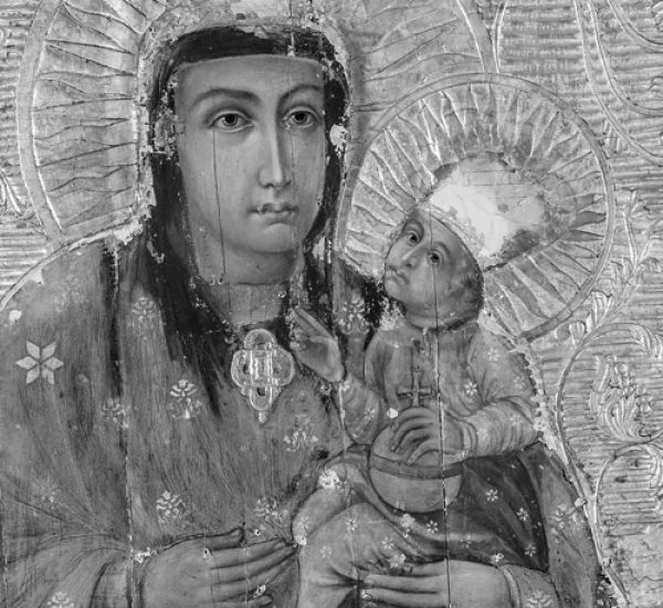 St. Virgin Mary with Child Jesus