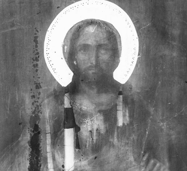 "Icon ""The Lord Almighty"""